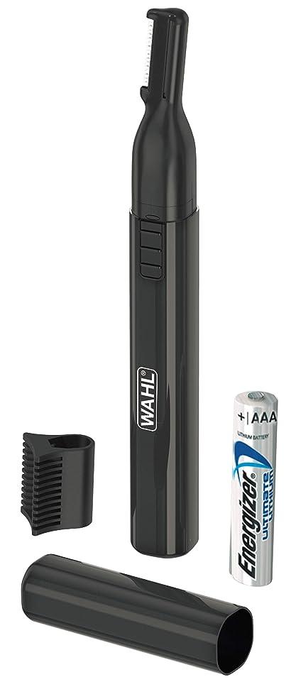 誤解を招く避けられない足枷WAHL(ウォール)レディーストリマー(乾電池式トリマー) WP1117