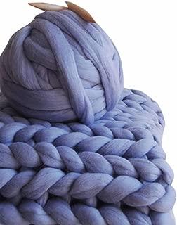 Best chunky knit blanket yarn Reviews