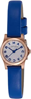 Marc by Marc Jacobs Casual Watch For Women Analog Leather - MBM1238