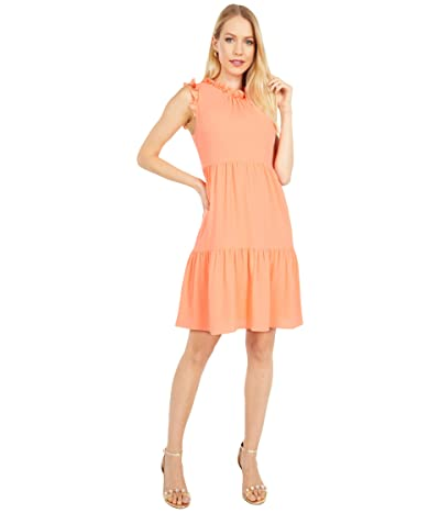 Lilly Pulitzer Jazzy Dress (Tangelo) Women