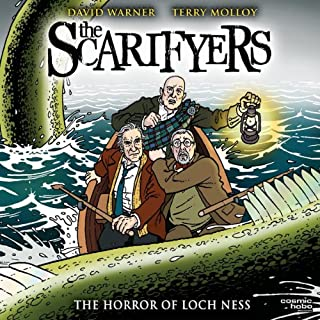 The Scarifyers: The Horror of Loch Ness cover art