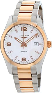 Longines Conquest Classic Silver Dial Stainless Steel Men's Watch L27855767