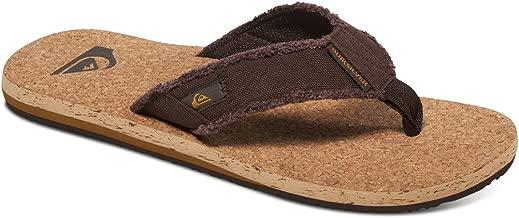 Quiksilver Men's Monkeyabysscork Athletic Sandal