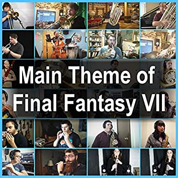 """Main Theme of Final Fantasy VII - Wind Ensemble Collaboration (From """"Final Fantasy VII"""")"""