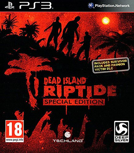 Dead Island Riptide - Special Edition PS3 [PlayStation 3]