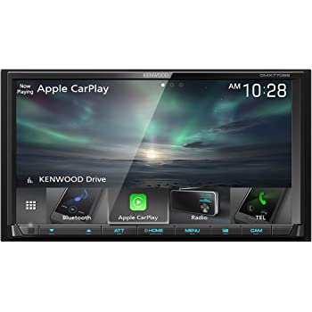 """Kenwood DMX7706S 6.95"""" Double DIN Digital Multimedia Receiver with Bluetooth (does not play CDs) 