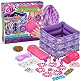 B Me My Spa Experience – Ultimate Kids Spa Kit w/ Nail Polish, Press On Nails, Nail Dryer, Stickers, Decals, Pedicure Pool, Bath Beads, Storage Bag & More