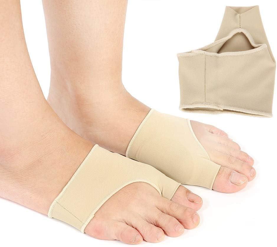 Las Alivio del Dolor del pie Hallux Valgus Pro Ortop/édicos pedicura Cuidado de los pies 1Pc BYFRI El Hueso Grande del Dedo del pie del juanete f/érula enderezadora del Corrector