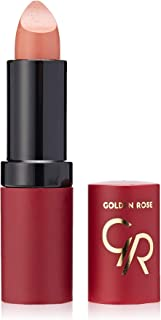 Golden Rose Velvet Matte Lipstick By Golden Roes, Color Brown No3