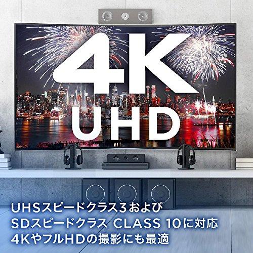 『【 サンディスク 正規品 】 SDカード 32GB SDHC Class10 UHS-II 読取り最大300MB/s SanDisk Extreme Pro SDSDXPK-032G-EPK エコパッケージ BLACK』の3枚目の画像