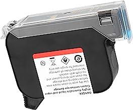 TIKTONER Original Ink Cartridge Yellow for 1580p1 Handheld Inkjet Printer Durable Quick Dry Replacement 42ml Ink Cartridge