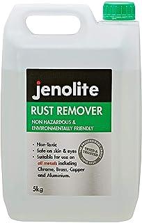 comprar comparacion Jenolite Removedor de óxido no peligroso - Respetuoso con el medio ambiente - 5L