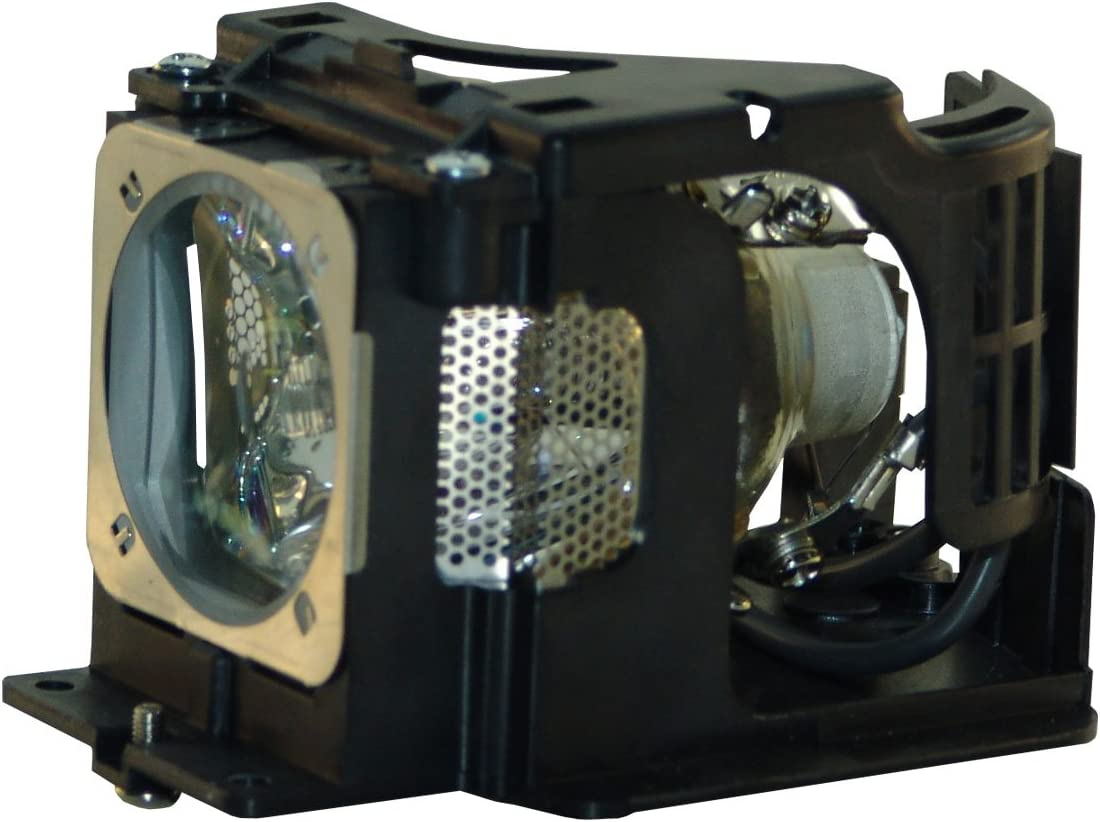 Lutema Platinum Popular El Paso Mall product for Eiki POA-LMP106 with Lamp Projector Housing
