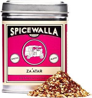 Spicewalla Zaatar Spice 4.2 oz   Non-GMO, No MSG, Gluten Free   Middle Eastern Zatar, Zahtar Spice