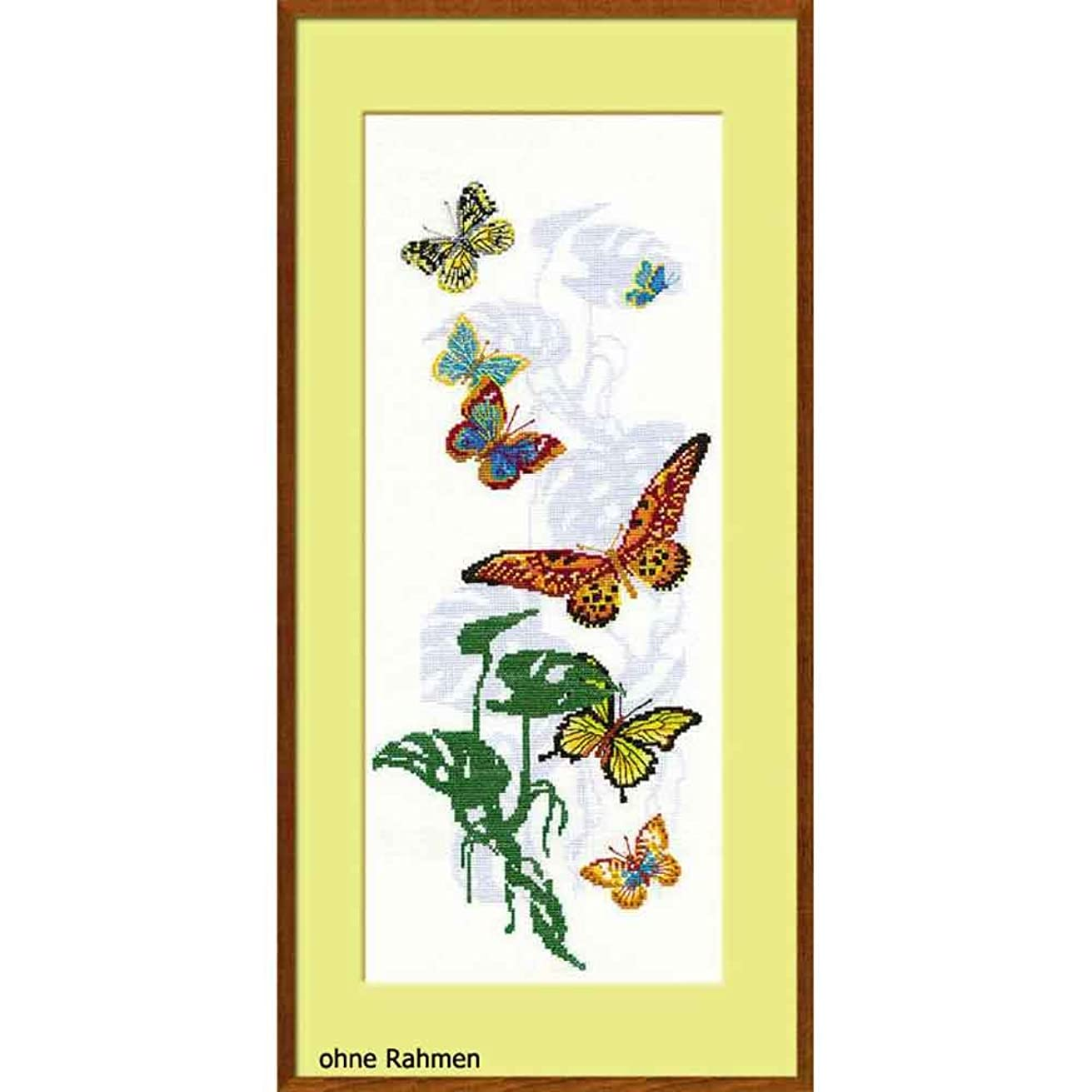 RIOLIS 903 - Exotic Butterflies - Counted Cross Stitch Kit 8?