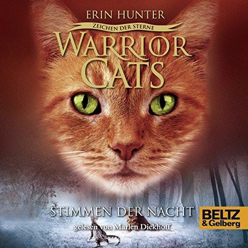 Stimmen der Nacht (Warrior Cats: Zeichen der Sterne 3) Titelbild