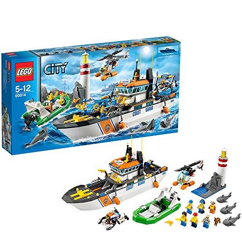 LEGO 60014 - City, Einsatz für die Küstenwache