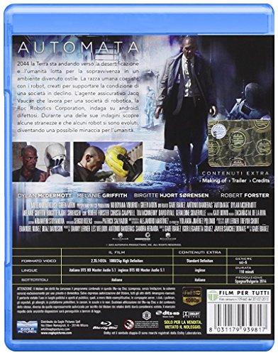 Automata [Blu-ray] [IT Import] [2015]