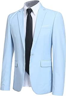 Best light blue suit jacket mens Reviews