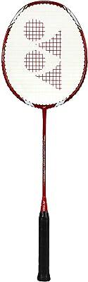 YONEX Voltric 200 Taufik Strung Badminton Racquet (Red, G4, 80-84.9 Grams, 24 lbs)