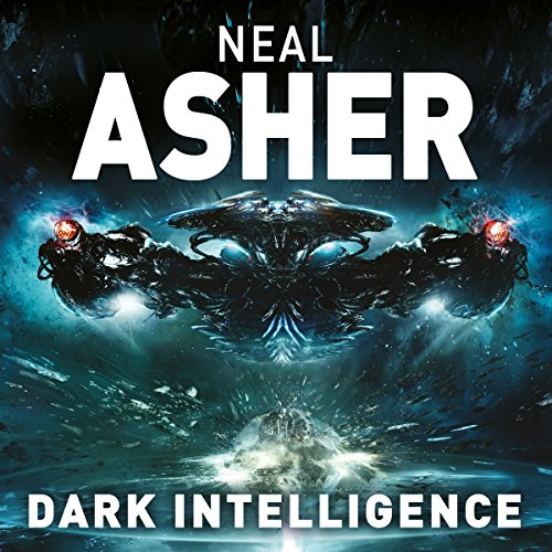 Dark Intelligence audiobook cover art