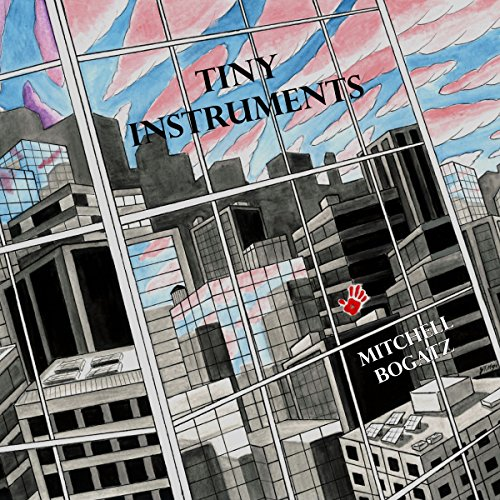 Tiny Instruments audiobook cover art