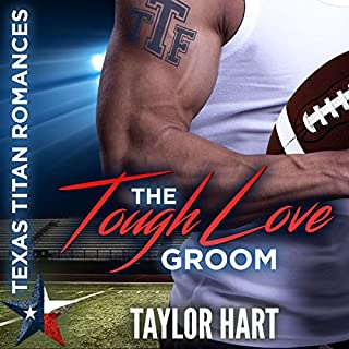 The Tough Love Groom audiobook cover art