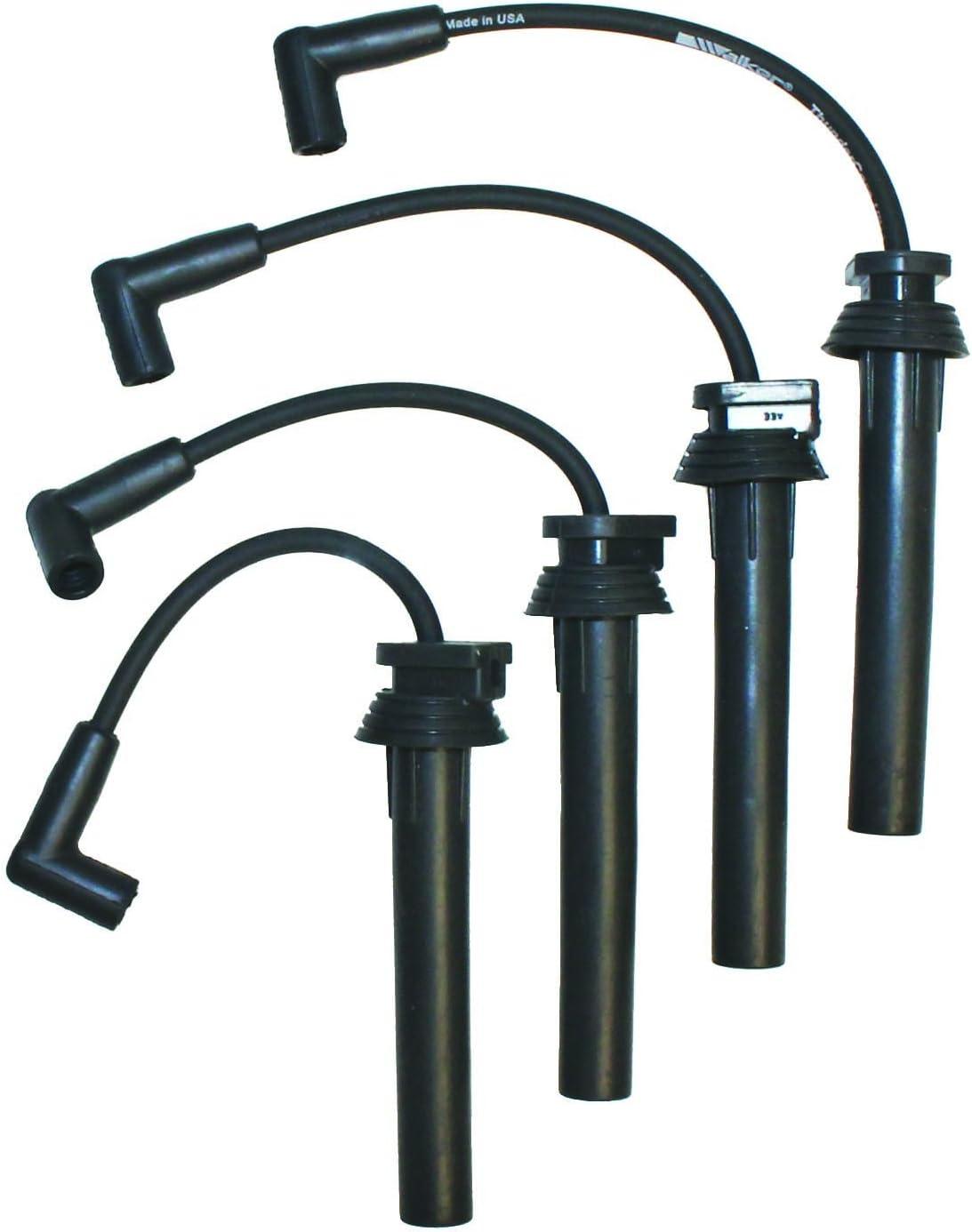 Walker Products 900-1222 Premium Spark Wire Set Plug Special San Antonio Mall sale item