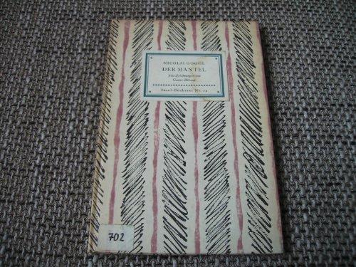 Der Mantel - Novelle - Insel-Bücherei Nr. 24