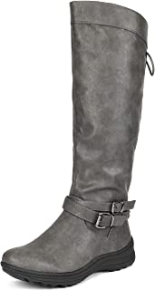 Best ladies size 10 knee high boots Reviews
