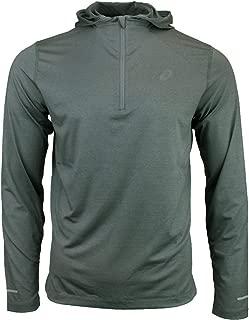 ASICS Mens Long Sleeve Hoodie Athletic Hoodies & Sweatshirts Hoodie,