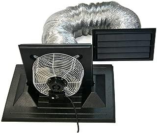 Portable Fan Exhaust System - Crawl Space Foundation Air Flow Moisture 1,115 CFM