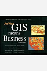 ArcView GIS Means Business CD-ROM