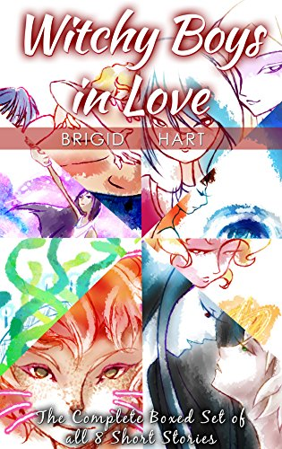 Witchy Boys in Love: The Complete Boxed Set