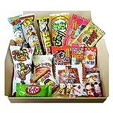 AKIBA KING Neue japanische Dagashi Snack Probierbox KitKat Schoko Geschenkbox Sticker