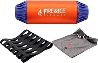 Fire & Ice Therapy Roller and Ball Fitness Set