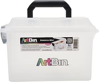 ArtBin 6815AG Mini Sidekick - 11 x 5.5 x 7 in. Clear, Art and Craft Supply Storage, Portable