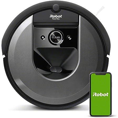 ルンバ i7 ロボット掃除機 アイロボット 水洗いできるダストボックス wifi対応 スマートマッピング 自動充電・運転再開 吸引力 カーペット 畳 i715060 Alexa対応