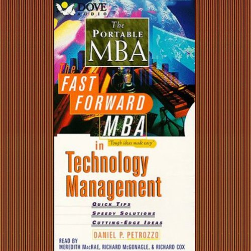 The Fast Forward MBA in Technology Titelbild