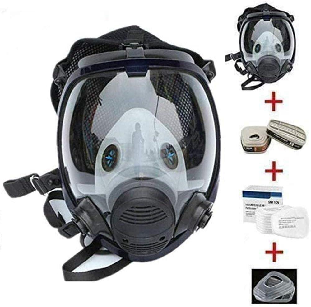 新作からSALEアイテム等お得な商品 満載 15in 1 Reusable Full Face Respirator ショップ Widely Used Spraye in Paint