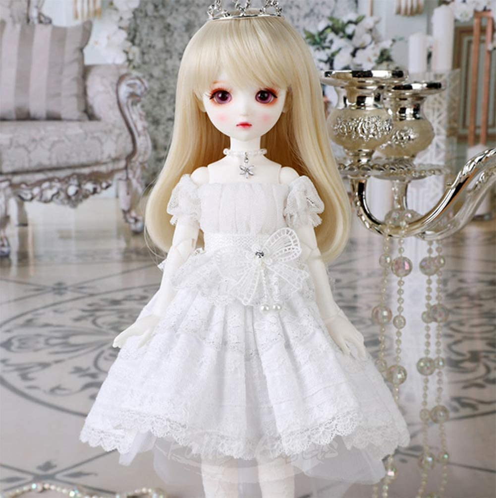 NIHE 1/6 BJD Fashion Dolls 12 inch 18 Ball Jointed Doll DIY Toys