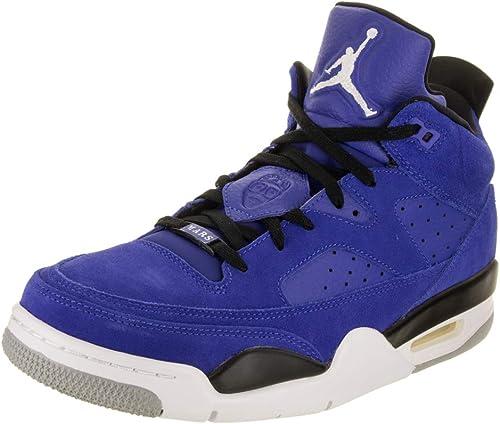 Jordan Las Hausschuhe de Baloncesto Nike Hijo Bajos 8 de EE.UU. Hombre Hyper Real Weiß   schwarz 8 D (M) US