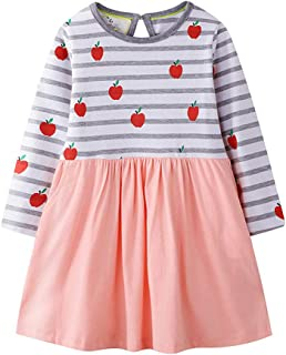 girls apple dress
