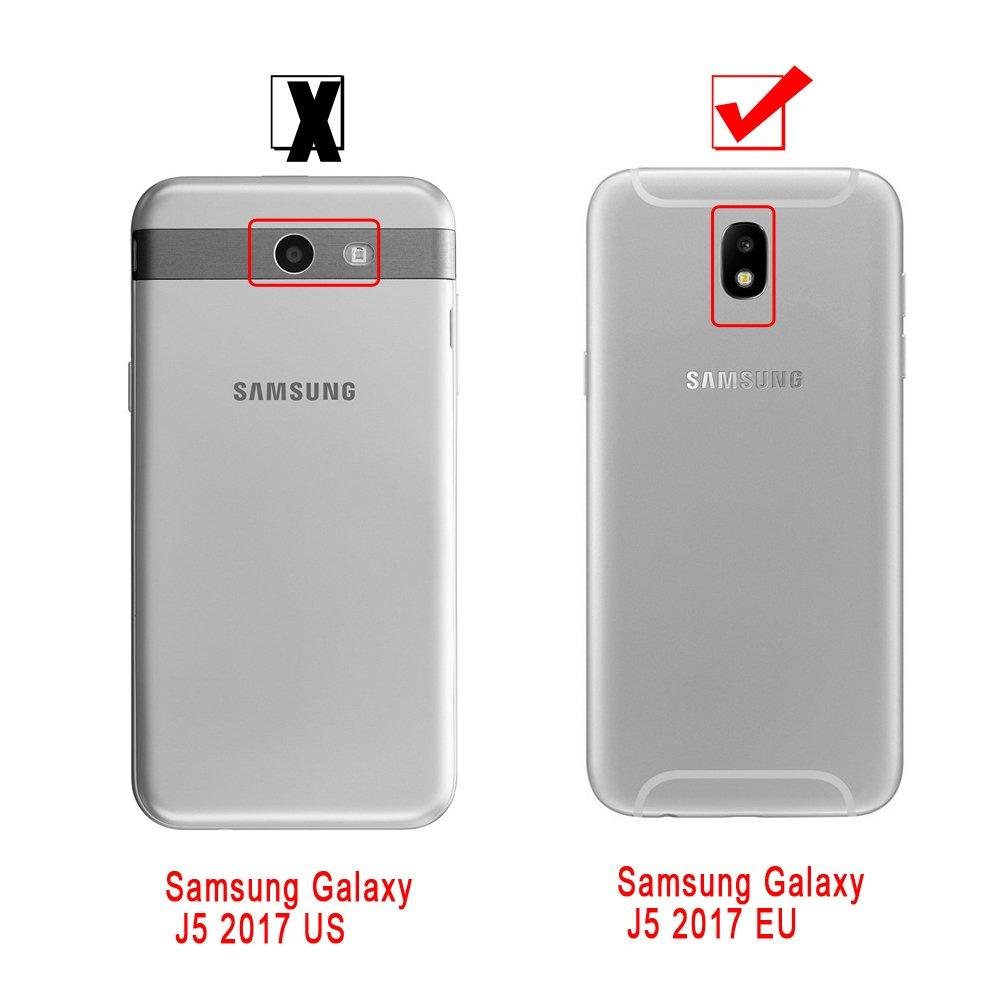 Funda para Samsung Galaxy J5 2017 / J530 Carcasas Flexible TPU ...