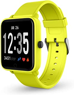 SPC Smartee Feel smartwatch Waterproof de Color Amarillo con ...
