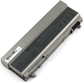 9 Cell 7800mah Laptop Battery For Dell Latitude E6400 E6410 E6500 E6510 Precision M2400 M4400 M4500 M6500 P/N's: 4M529 KY265 PT434 312-0749