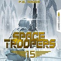 Eiskalt (Space Troopers 15) Hörbuch