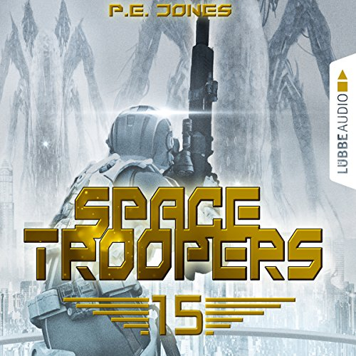 Eiskalt (Space Troopers 15) Titelbild
