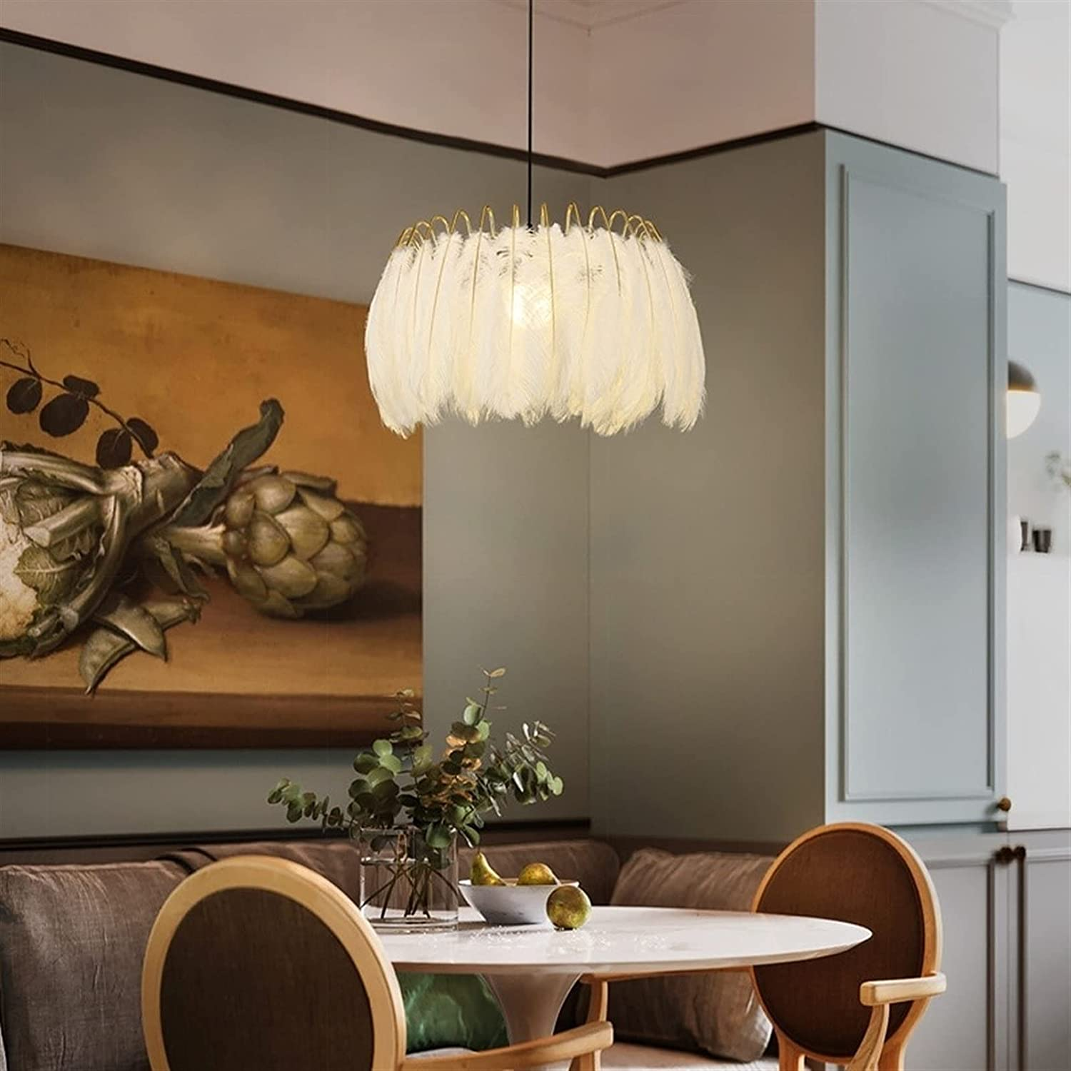 Free safety shipping Chandelier Fixture E27 Edison Dining Modern Room Pen