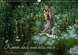 Komm doch und küss mich ... Von Frauen, Liebe und Liedern (Wandkalender 2018 DIN A3 quer): Aphorismen, Sprichwörter und Zitate aus dreitausend Jahren ... Kunst) [Kalender] [Apr 11, 2017] fru.ch, k.A.